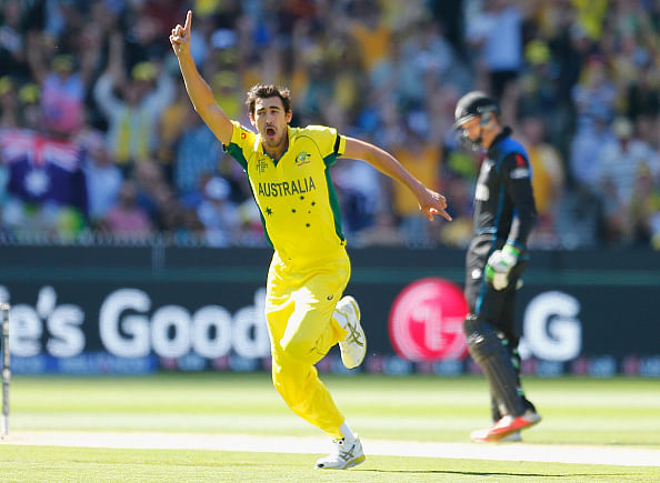 Mitchell Starc: Bowler who dominated the batsman's game