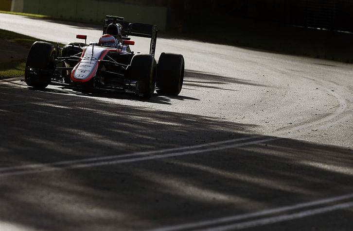 Button not surprised by McLaren's poor performance