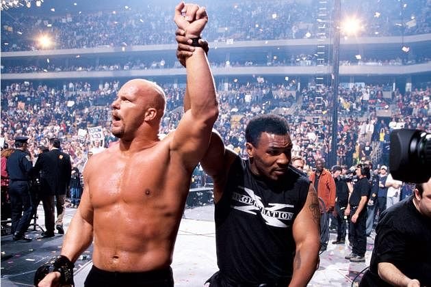 Top 5 WrestleMania matches of Stone Cold Steve Austin