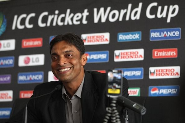 If Pakistan doesn't perform well, I will criticize them: Shoaib Akhtar