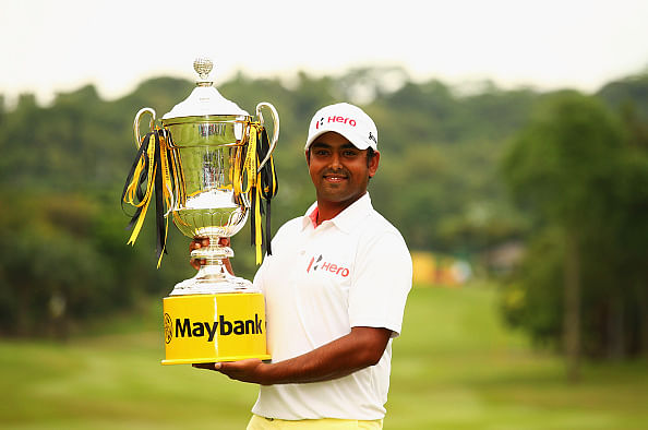 5 best golfers in India right now