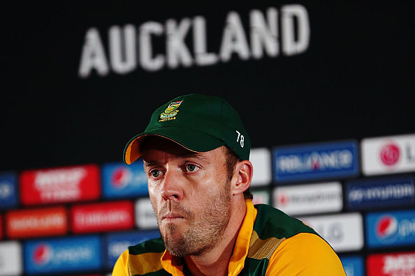 AB de Villiers the captain needs to step up