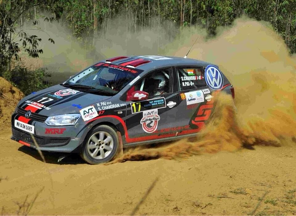 Motorsports: National Rally Championship from May