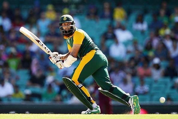 South African skipper AB de Villiers hails 'rock' Hashim Amla