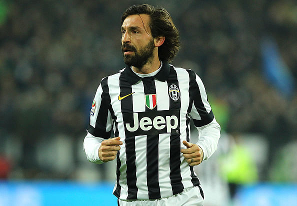I nearly gave up football in 2005: Juventus' Andrea Pirlo