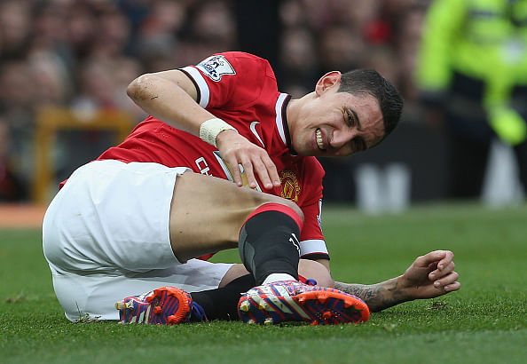 Angel Di Maria needs time to adapt to Premier League, says Louis van Gaal