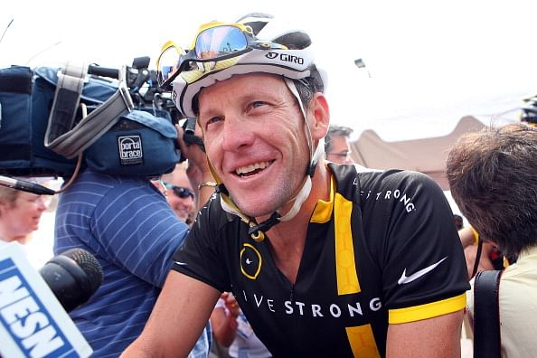 UCI chief criticises predecessors for protecting  Lance Armstrong