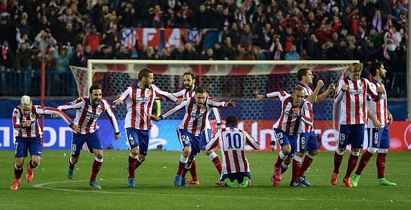 Atletico Madrid defeat Bayer Leverkusen 3-2 on penalties (1-1 agg) - Player Ratings