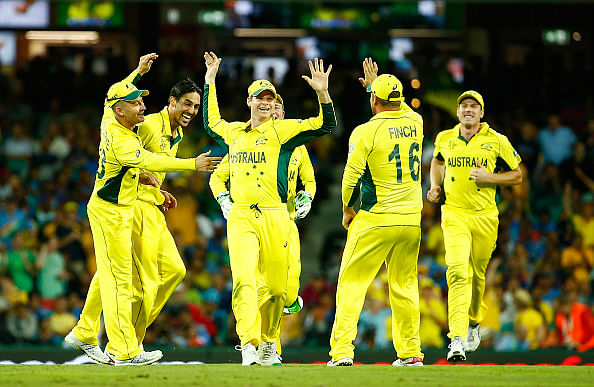 ICC Cricket World Cup 2015: 2nd Semi-final - India vs Australia - Player Ratings