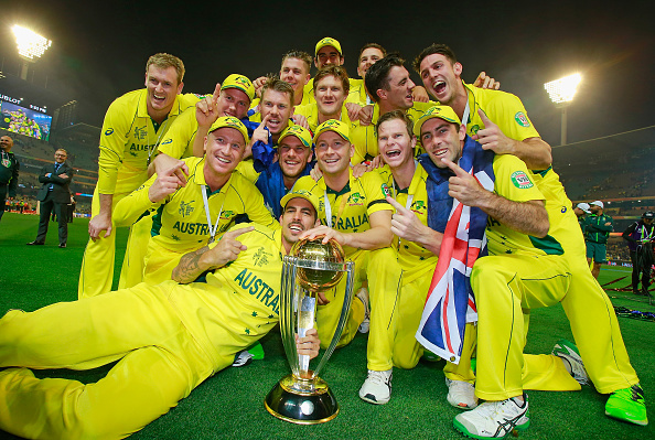 Rare records achieved during the 2015 ICC Cricket World Cup