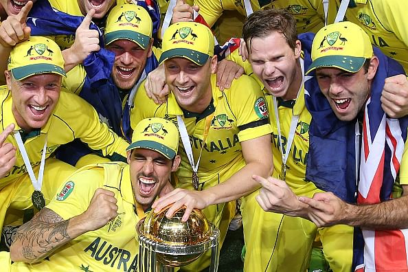 Australia are champions again, but why is the rest of the world so upset?