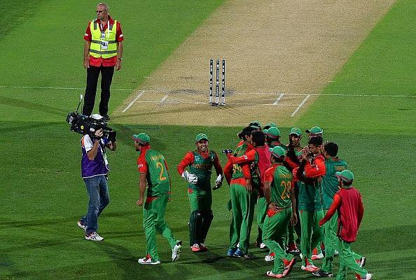 Bangladesh fast shedding 'minnows' tag