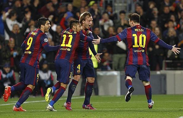 Highlights: Barcelona 1-0 Manchester City (Agg. 3-1); Joe Hart's heroics end in vain