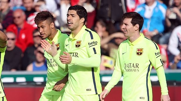 Barcelona a step away from Copa del Rey final