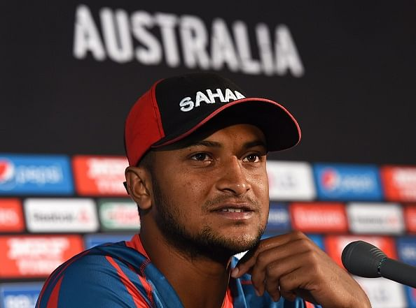 Clash with India just another game of cricket: Shakib Al Hasan