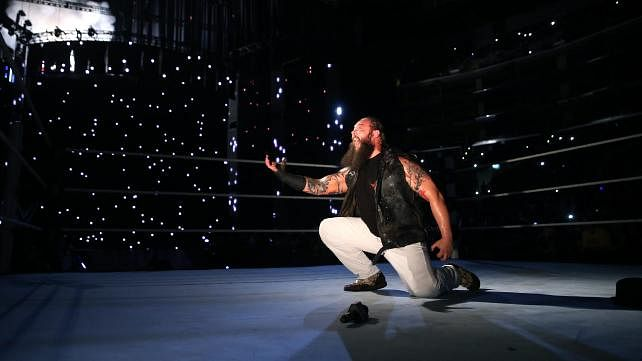 Bray Wyatt on dream feud with Undertaker at Wrestlemania, his reaction to Streak ending, more