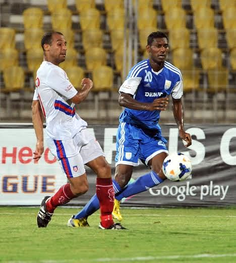 Bharat FC play out goalless draw against defensive Dempo SC