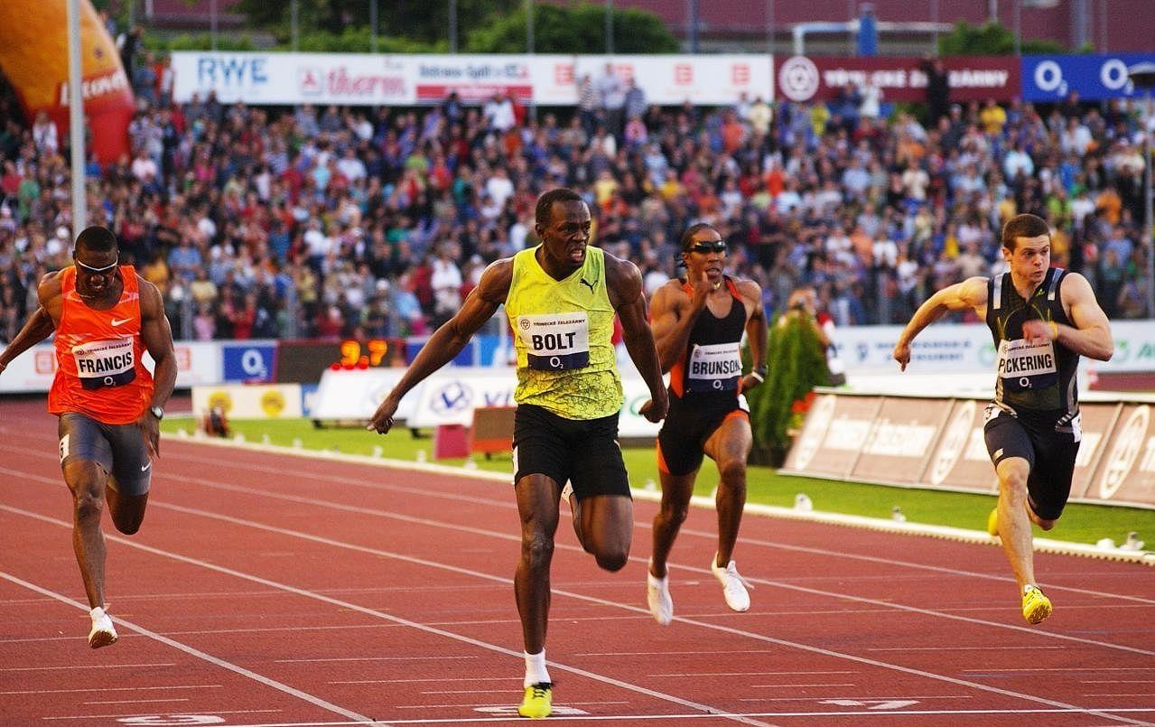 Usain Bolt starts season with relay win