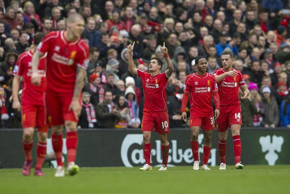 Liverpool 2 -1 Manchester City: Rodgers' tactics outnumber City's defensively frail midfield