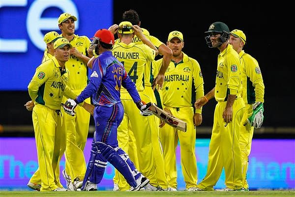 ICC Cricket World Cup 2015- Australia vs Afghanistan: Player Ratings