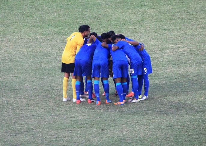 AFC U-23 Olympic Qualifiers: Bangladesh hold India for a boring 0-0 draw