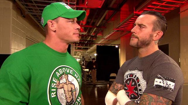 Possible reason why CM Punk merchandise never outsold John Cena's