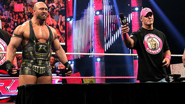WWE Live Event results from Brooklyn: John Cena teams with Ryback, Roman Reigns, AJ Lee