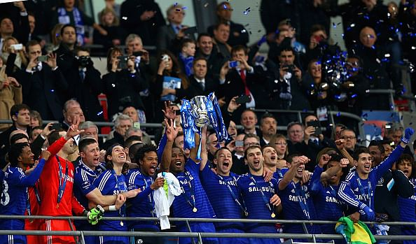 Twitter reacts to Chelsea's 2-0 win against Tottenham Hotspur in Capital One Cup final