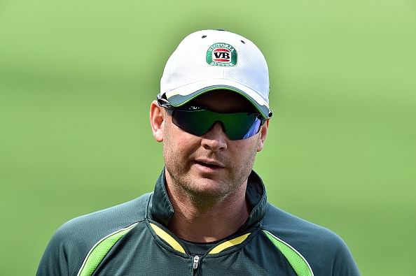 Michael Hussey and Adam Gilchrist react to Michael Clarke's retirement news