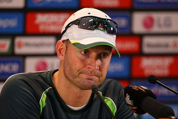 Michael Clarke predicts an ODI triple hundred in near future