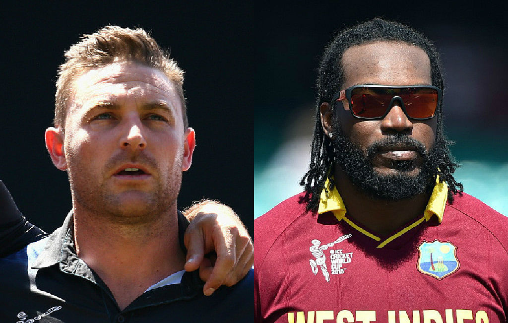 ICC World Cup 2015: New Zealand vs West Indies - Player vs Player stats