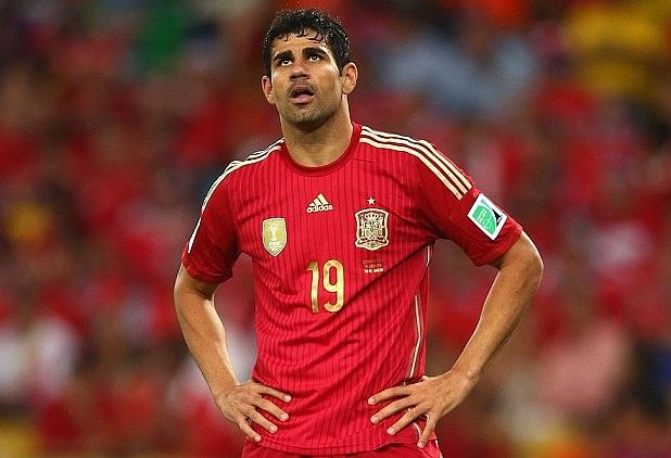Spain's attack lacks experience going into key Euro 2016 qualifier against Ukraine