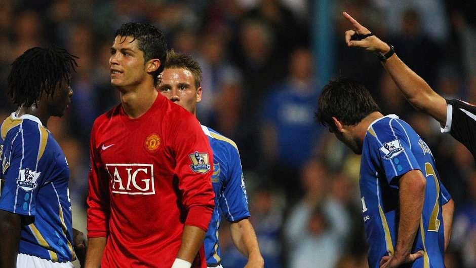 5 instances where Cristiano Ronaldo showed questionable sportsmanship