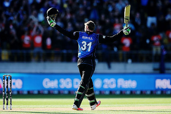ICC Cricket World Cup 2015: Australia-New Zealand combined XI