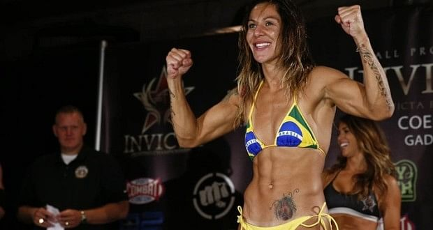 Cris Cyborg signs with the UFC, still expected to headline Invicta FC 13