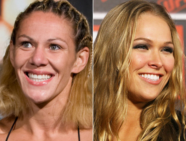 Cyborg calls Ronda Rousey a pu**y, says she wants 'her soul'