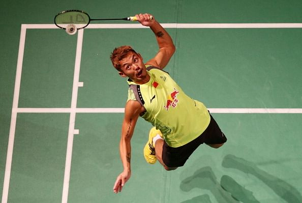 Lin Dan reaches last eight at All England Championship