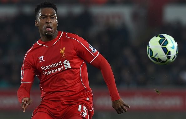 Liverpool striker Daniel Sturridge faces up to a month off due to hip injury
