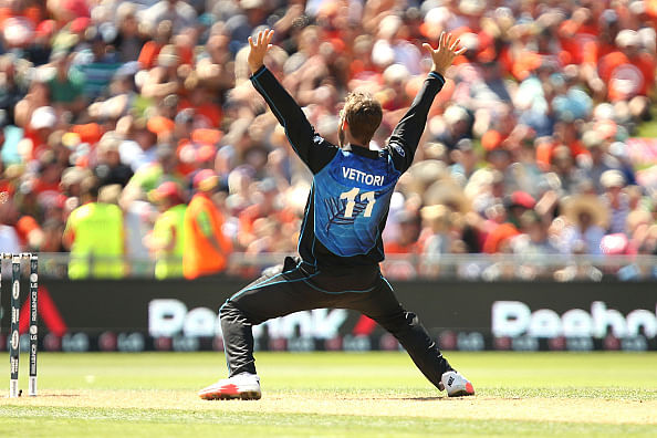 ICC World Cup 2015: New Zealand bowl out Afghanistan for 186