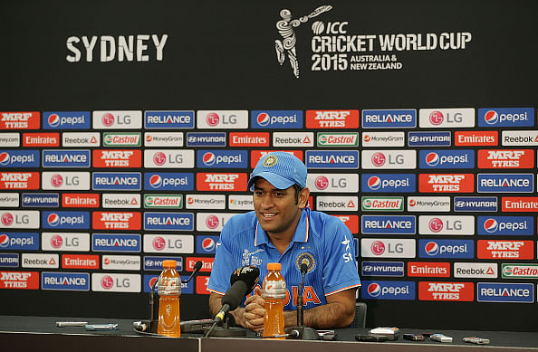 Indian captain MS Dhoni calls for changes in ODI playing conditions