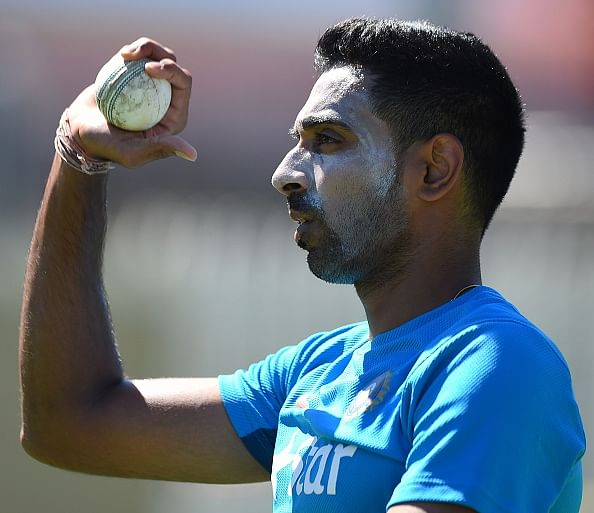 Current cricketer Dhawal Kulkarni part of India's backroom staff at World Cup