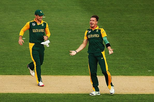 ICC World Cup 2015: South Africa need 232 to beat Pakistan