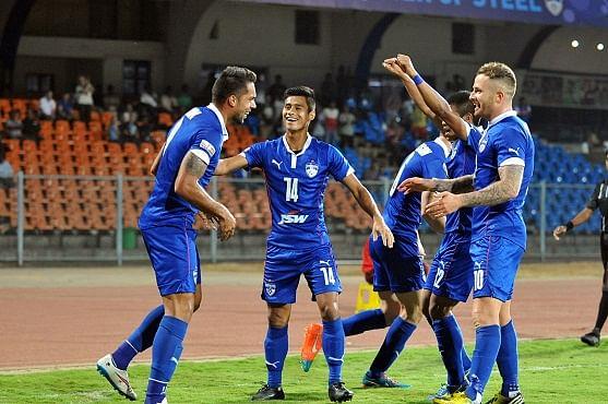 Bengaluru FC humiliate Sporting Clube de Goa 4-1 to stay close behind Mohun Bagan