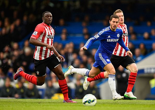 Video: Watching Eden Hazard's nutmeg Southampton players is a good way to start your day