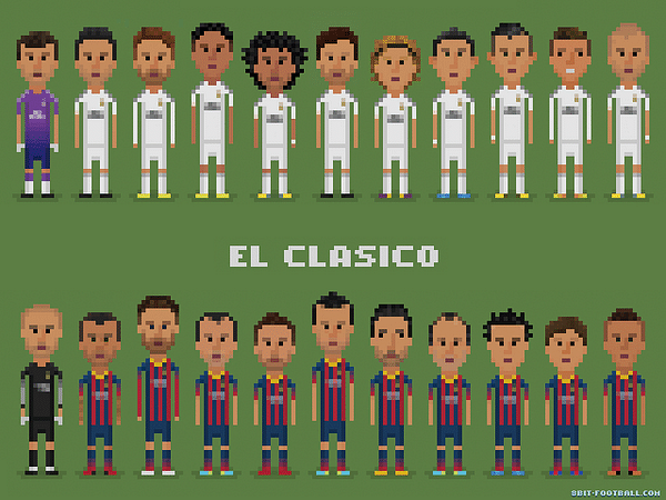 Barcelona vs Real Madrid - A look at El Clasico in numbers