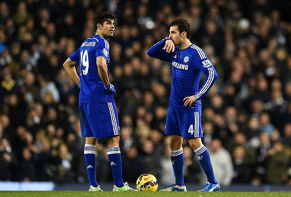 Video: Are Fabregas and Costa the new Lampard and Drogba?
