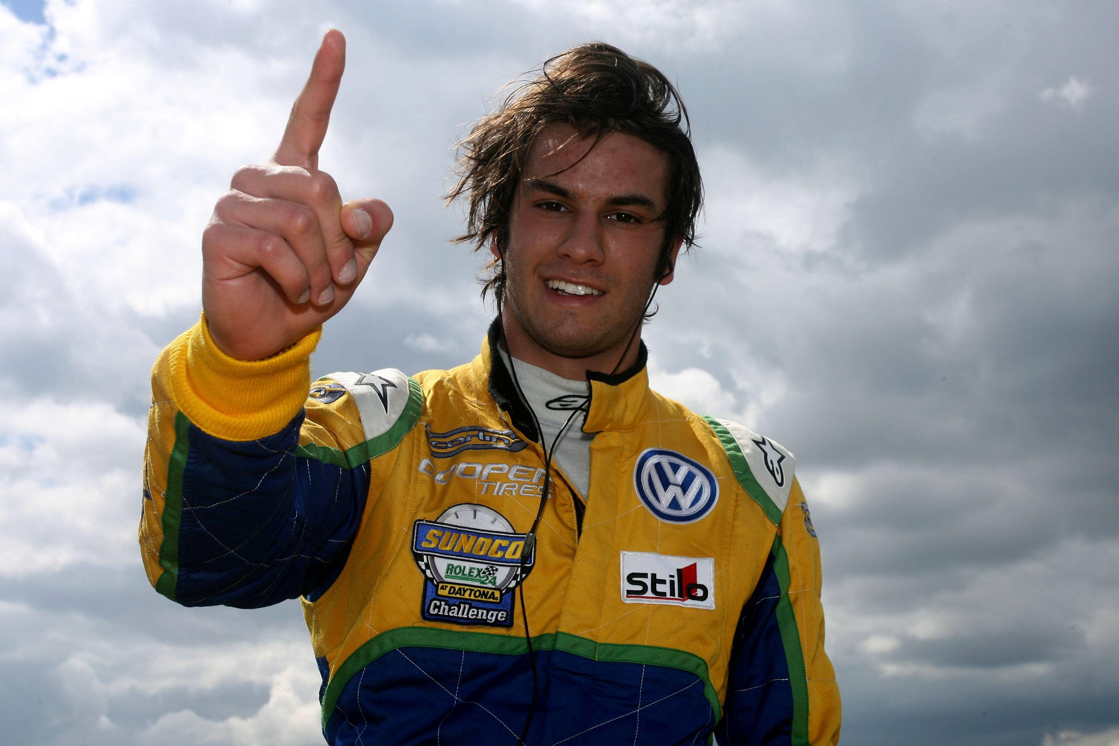 Brazilian rookie Felipe Nasr upbeat about Sauber's F1 hopes