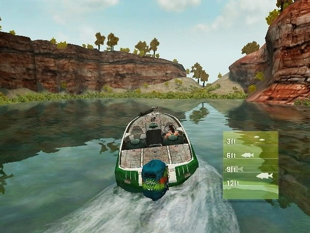 10 worst xbox 360 games slide 9 of 10 for Rapala fishing frenzy 2009