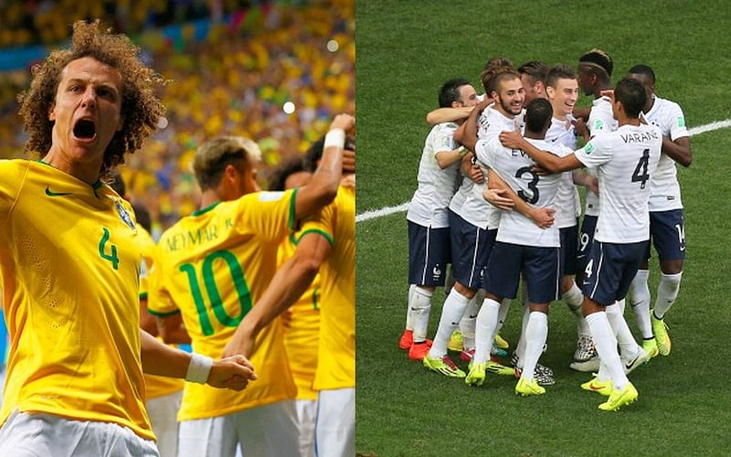 International Friendly: France vs Brazil – Combined XI