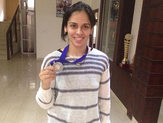 Saina Nehwal rises to No. 2 spot in world rankings